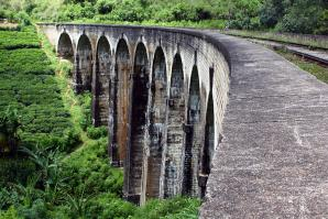 Demodara Nine Arch Bridge, Ella