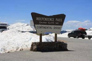Independence Pass, Aspen