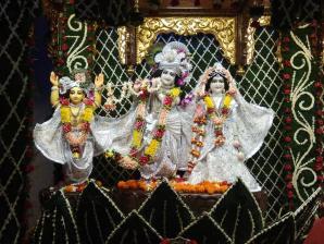 Iskcon Temple, Kolkata