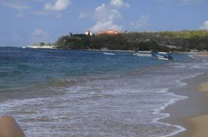 Geger Sawangan Beach, Bali