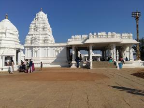 Sanghi Temple, Hyderabad