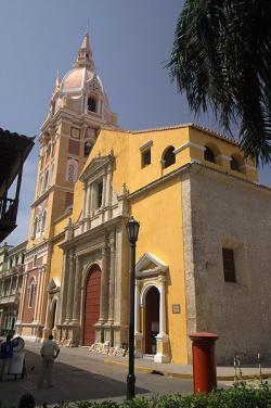 St. Catherine Of Alexandria Cathedral, Cartagena
