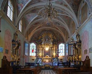 St. Barbara's Church, Krakow
