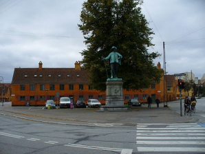 Christian Iv Statue, Copenhagen