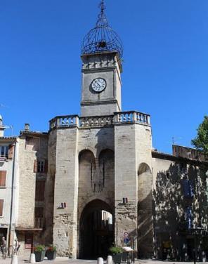 Porte Soubeyran, Manosque